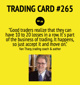 Trading Card #265: What Good Traders Know